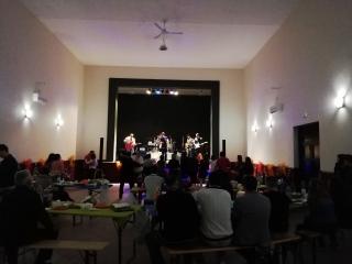 Občni zbor, nastop pevskega zbora in mega žurka  ...