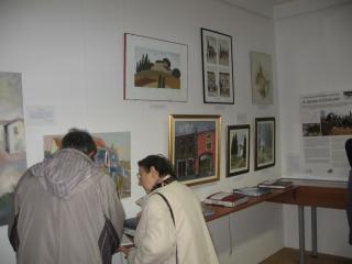 Odprta galerija Korte
