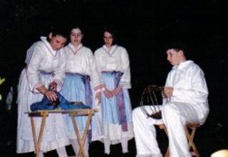 Kulturno društvo Korte bi rado postavilo na noge tudi mladinsko-odraslo folklorno skupino