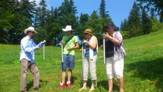 Pritrkavanje na Klemenčem za god sozavetnice Evrope, 23. julija 2015
