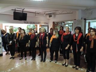 Koper, prostori Društva upokojencev na Bonifiki, 15. maja 2018