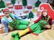 Olijeva in Polijeva božična dogodivščina
